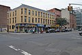 Amsterdam Ave and W 151st St intersection, Manhattan.jpg