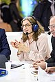 Ana Maria Carrilho of Rádio Renascença - Portuguese - Citizens' Corner debate on cutting Europe's youth unemployment- Mission impossible? (22527017117).jpg