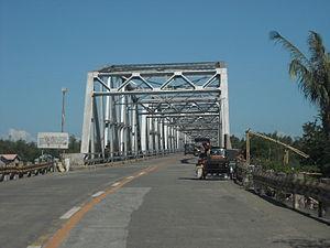 Anda, Pangasinan - Anda Bridge