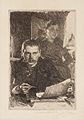 Anders Zorn - Zorn and His Wife (etching) 1890.jpg