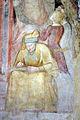 Andrea di bonaiuto, apotesosi di san tommaso d'aquino, scienze ed arti 14 Grammatica e Prisciano di Cesarea 3.JPG