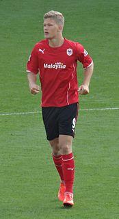 Andreas Cornelius Danish footballer