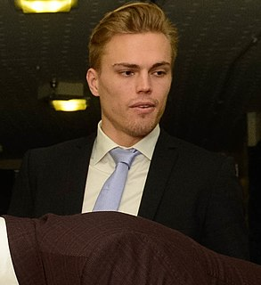 Andreas Johnsson Swedish ice hockey player