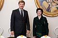 Andrejs Klementjevs tiekas ar Spānijas Karalistes vēstnieci (5749757099).jpg