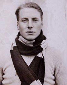 Andrew Irvine, Old Salopian, part of the 1924 Everest Expedition