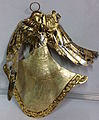 Angel ornament strumming a lyre by THE BLUESMITH COMPANY Philippines 02.JPG