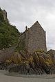 Angle nord de la chapelle Saint-Aubert (Le Mont-Saint-Michel, Manche, France).jpg