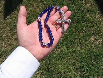 Anglican devotions - Anglican prayer beads