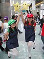 Anime Expo 2010 - LA - girl Mario and Luigi (4837253232).jpg