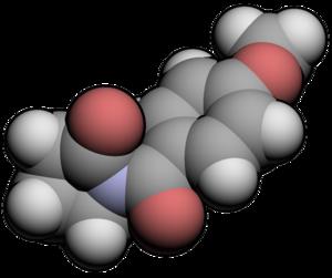 Aniracetam - Image: Aniracetam 3d
