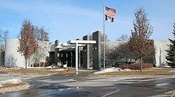 Ankeny Iowa 20080104 City Hall.JPG