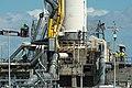 Antares Orb-D1 rocket on pad at Wallops (201309170007HQ).jpg