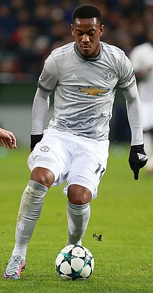 Anthony Martial (2017)