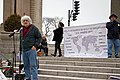 Anti-War Rally Chicago Illinois 4-21-18 0952 (27831818078).jpg