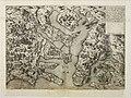Antione Lafréry, Ultimo disegno delli forti di Malta uenuto novamente, Rome 1565.jpg