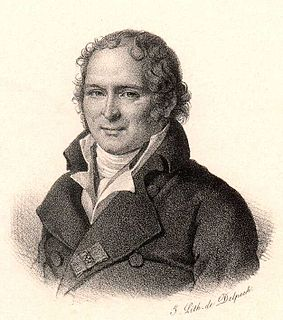 Antoine François, comte de Fourcroy