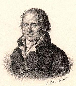 Antoine François, comte de Fourcroy - French chemist