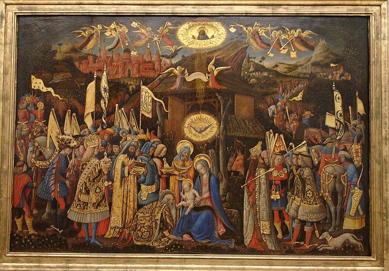 File:Antonio Vivarini, Adoration of the Kings.JPG