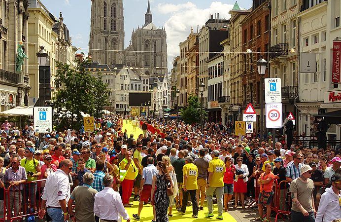 Antwerpen - Tour de France, étape 3, 6 juillet 2015, départ (275).JPG