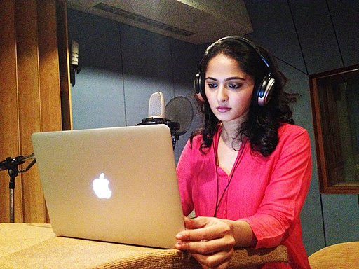 Anushka Shetty - TeachAIDS Recording Session (13565574725)