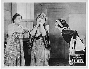 Any Wife - Lobby card