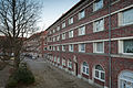 Apartment buildings Friedrich Ebert square Ricklingen Hanover Germany 01.jpg
