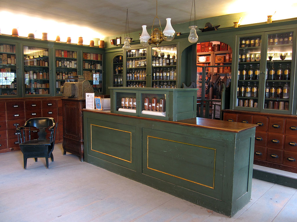 File:Apothecary Shop, Interior 1.jpg - Wikimedia Commons
