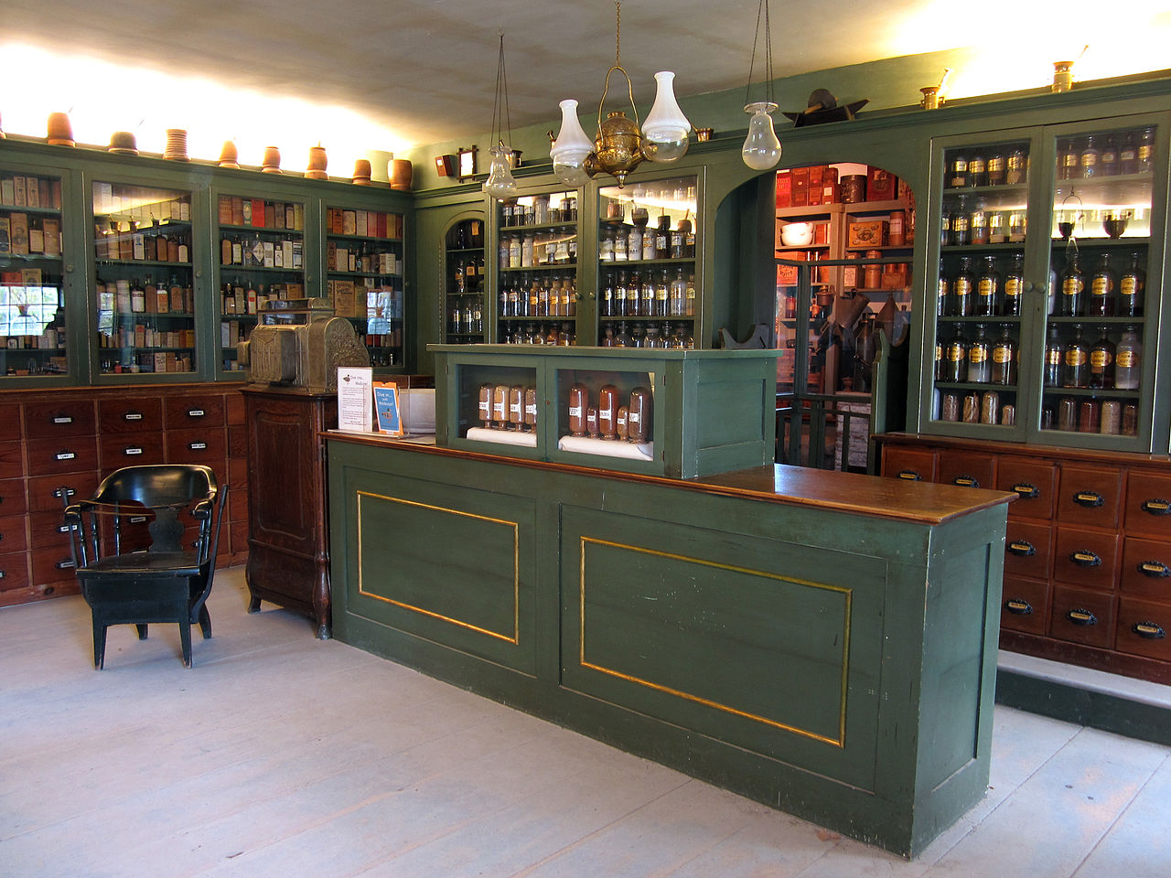 File Apothecary Shop Interior 1 Jpg Wikimedia Commons
