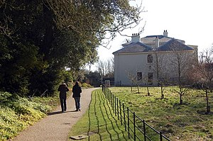 Development of Darwin's theory - In 1842 they moved to Down House in rural Kent.