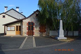 Araujuzon Commune in Nouvelle-Aquitaine, France
