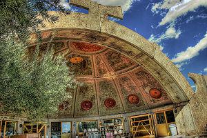 Arcosanti - The Arcosanti apse