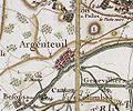 Argenteuil-Carte de Cassini1.jpg