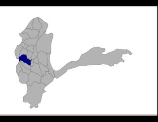 Argo District District in Badakhshan Province, Afghanistan