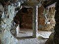 Argokiliotissa Chapel with cave, interior 13M384.jpg