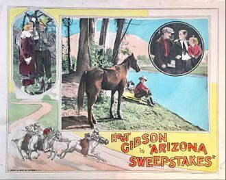 The Arizona Sweepstakes - Lobby card
