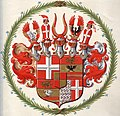 Armoiries de la famille à Wengen, de Bâle.jpg