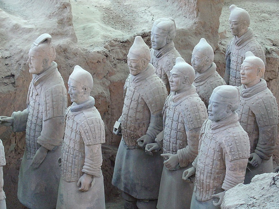 Army of Terracotta