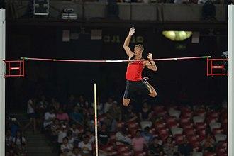 Arnaud Art - Arnaud Art at the 2015 World Championships in Athletics