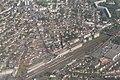 Arnouville - gare de Villiers-le-Bel-Gonesse-Arnouville vue aérienne 20180504.jpg