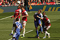 Arsenal vs Chelsea goalmouth melee 5.jpg