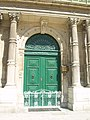 Art Nouveau door, Valletta - panoramio.jpg