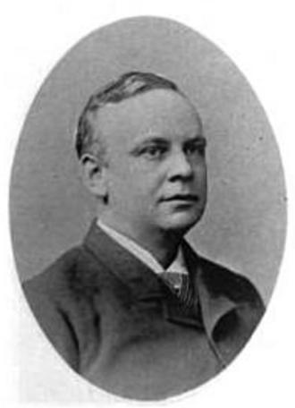 Arthur Soden - Arthur Soden in the 1880s.