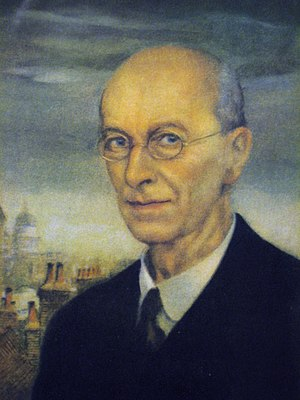 Arthur Rackham - Self-portrait, 1934
