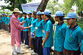Arup Roy Meets Participants - Summer Camp - Nisana Foundation - Sibpur BE College Model High School - Howrah 2013-06-09 9708.JPG
