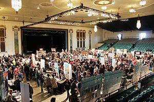 East Coast Comicon - Asbury Park Comicon 3 at Asbury Park Convention Hall in Asbury Park, NJ.