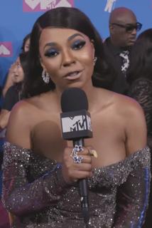 Ashanti (singer) American singer and actress