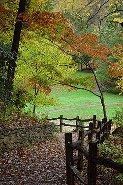 Incroyable Botanical Gardens At Asheville