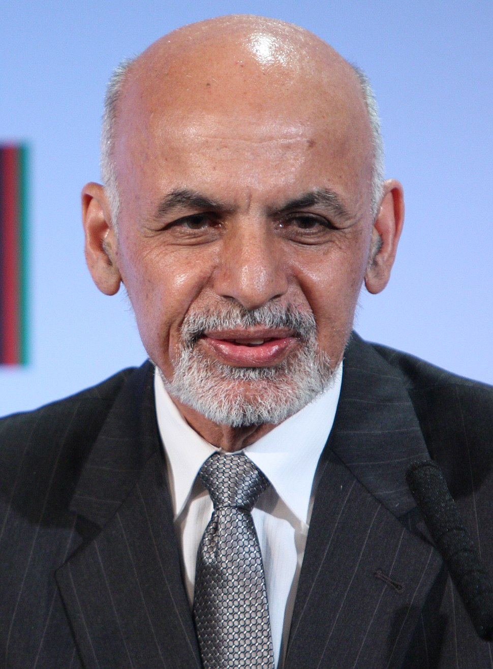Ashraf Ghani December 2014