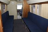 Astrovan interior