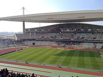 2005 UEFA Champions League Final - The Atatürk Olympic Stadium held the final